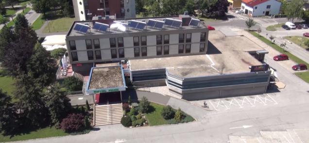 Solarni sistem – Hotel Park