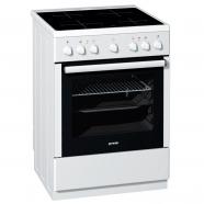 Električni štednjak A Gorenje EC65210AW