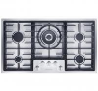 Plinska ploča za kuhanje Miele KM 2356